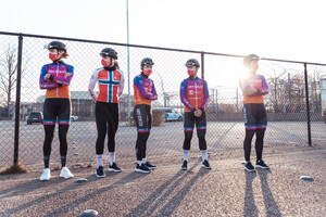 Andy Schleck Women Team at Amstel Gold Race 2021